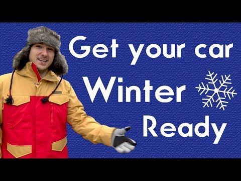 Getting Your Car Winter Ready