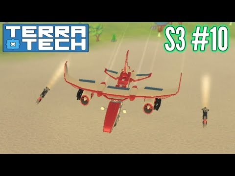 Terratech | Ep10 S3 | New Venture Wings!! | Terratech v0.7.8.1 Gameplay