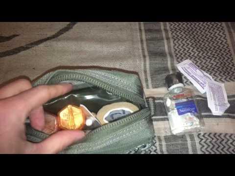 My Med/Repair/Hygeine Kit for Backpacking