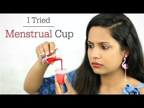 I Tried MENSTRUAL Cup  ...... #DilSeWithShruti | Shruti Arjun Anand