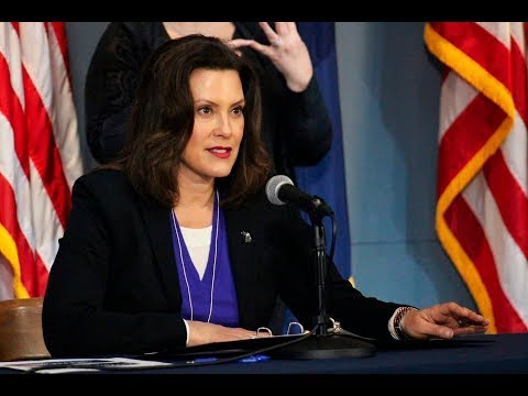 Gov. Gretchen Whitmer extends Michigan stay home order to June 12