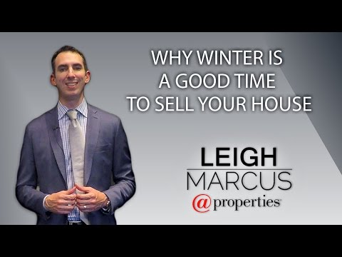 Chicago Real Estate Agent: Why Winter Is a Great Time to Sell Your House