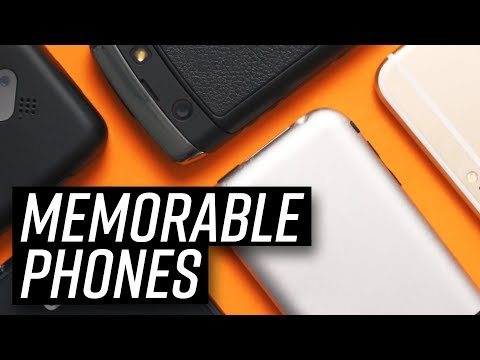 Most Memorable Phones Ever