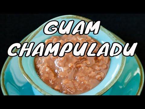 How to make Guam champulado
