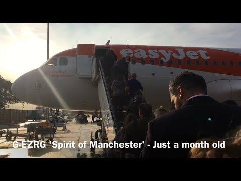 Easyjet I Bristol - Glasgow I Airbus A320-200