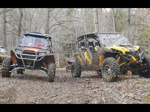 Xxx Mp4 SXS Ravine Ride Part 2 Polaris RZR 39 S Can Am Maverick 39 S Off Road Trail Riding 3gp Sex