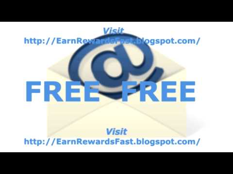 ♦ How To Get a FREE Email Address ♦