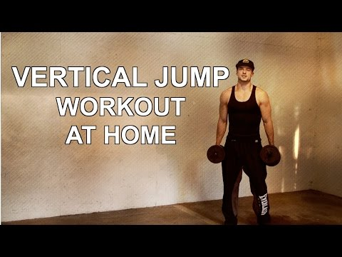 Vertical Jump Workout At Home - INSTANTLY