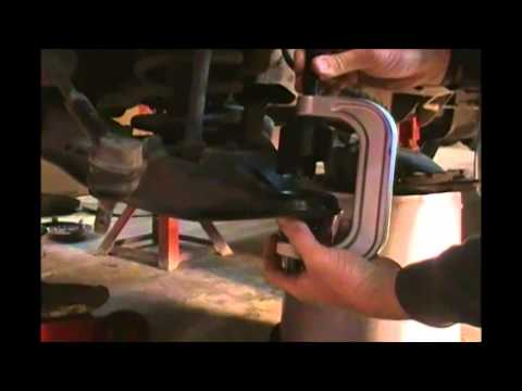 How to : Replace Ball Joints on a Ford Ranger