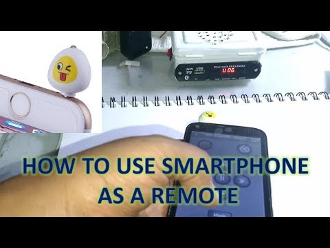 How to make a Universal Remote control