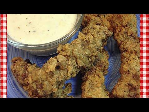 Chicken Fried Steak Fingers Recipe ~ Noreen's Kitchen