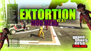GTA 5 EXTORTION V3 1 MOD MENU & V3 2 NEW MODS WHATS NEW?! DEX CEX