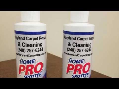 Carpet Repair Potomac MD