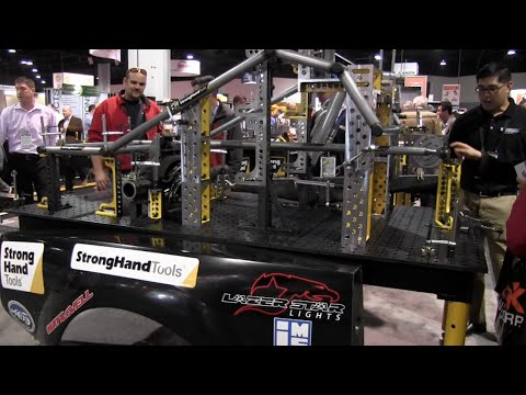 StrongHand Tools - Fabtech 2014