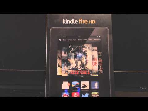 Latest Generation Kindle Fire HD Giveaway!!