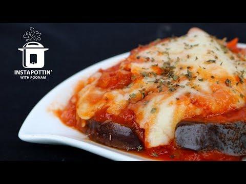Eggplant Parmesan Casserole in the Instant Pot | Episode 070
