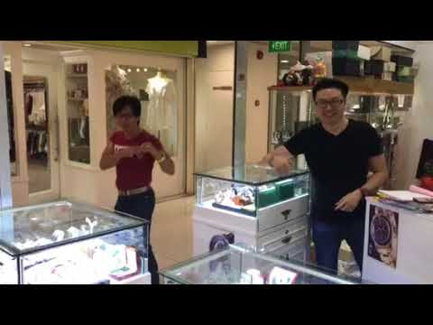 Buy and Sell Rolex in Singapore(Bruce Lee)
