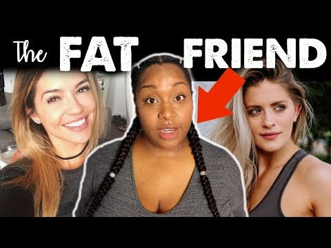 BEING THE FAT FRIEND | Weight Loss Journey