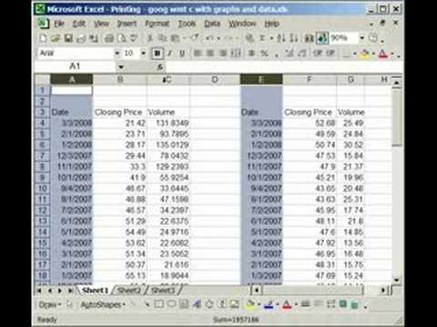 Adjust multiple columns and rows simultaneously in Excel - Formatting Text