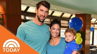 Olympic Champion Swimmer Michael Phelps Says About Sex Of Baby No. 2: