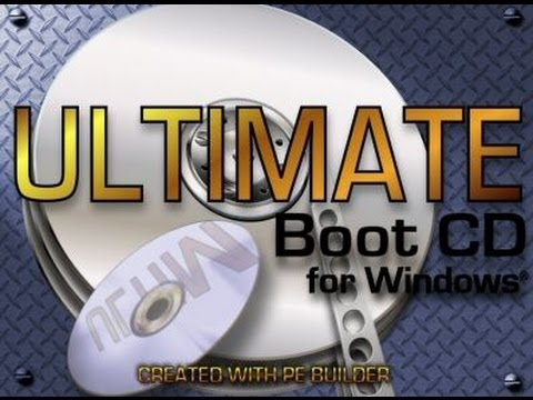 Ultimate Boot CD: Bootable Hardware Diagnostics / Recovery Disk