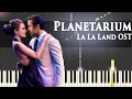 Download La La Land OST Planetarium Piano Tutorial mp3