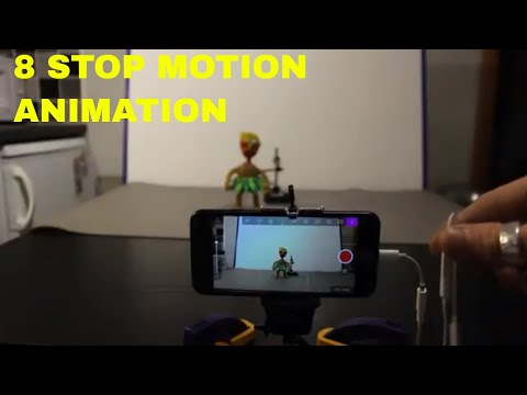8 stopmotion tips using a mobile phone
