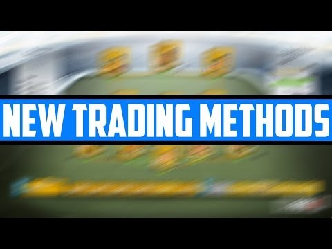 FIFA 14: NEW TRADING METHODS!!