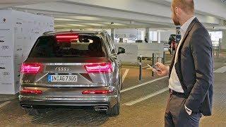 Audi Q7 (2020) Automated Parking