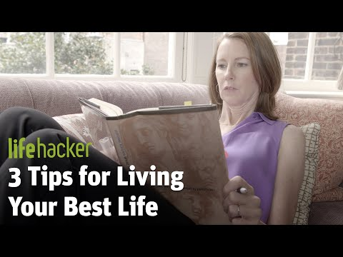 Gretchen Rubin Explains How to Make Your Life Happier