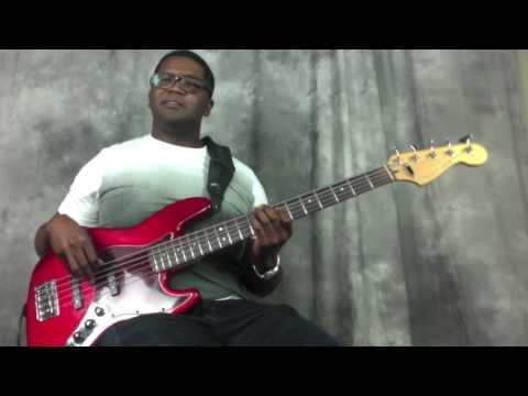 5 Gospel Bass Licks Lesson