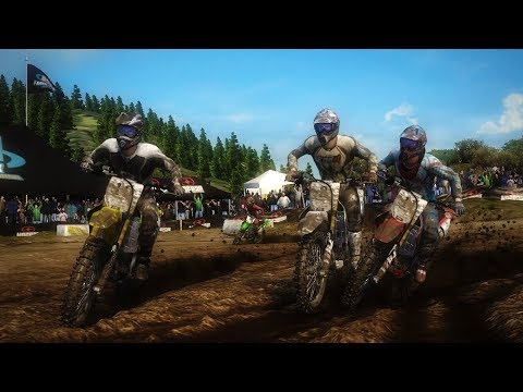 OFF-ROAD RACING - MX vs. ATV Reflex! (HYPE FOR ALL OUT)