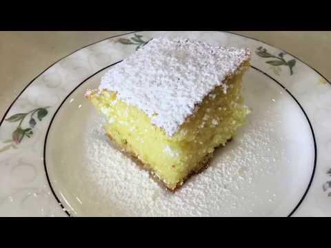 Super Moist Vanilla Cake - Super Simple  With Kids