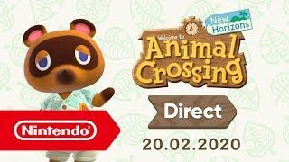 Animal Crossing: New Horizons – Tauchen Sie ein in Ihr neues Inselleben (Nintendo Switch)