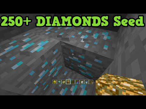 Minecraft Xbox 360 / PS3 SEEDS - 250 DIAMOND LOCATIONS + Flatland