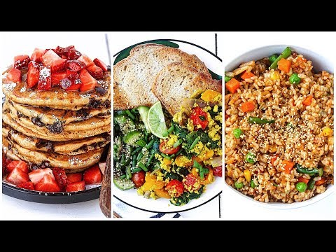 WHAT I EAT IN A DAY #74 || VEGAN