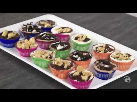 Ice Cream Cupcakes Recipe Video | Meals With Misha