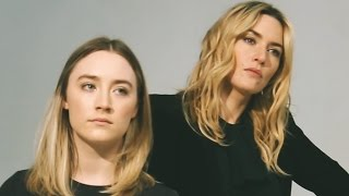 Actors on Actors: Kate Winslet and Saoirse Ronan – Full Video