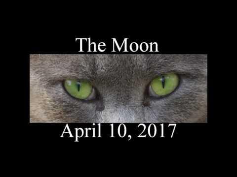 The Moon April 10 2017