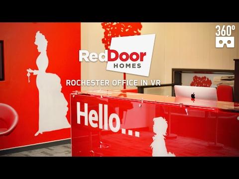 RedDoor Homes in VR 360 Video