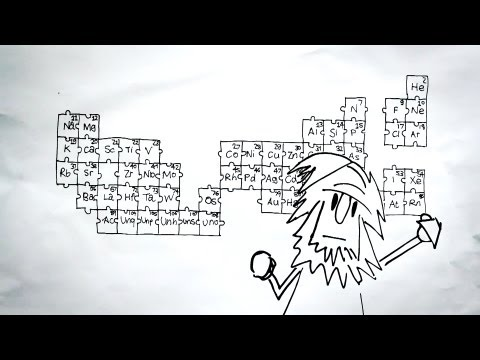 Solving the puzzle of the periodic table - Eric Rosado