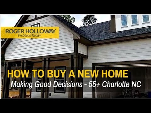 How to Buy a New Home From a Builder - How a House is Built