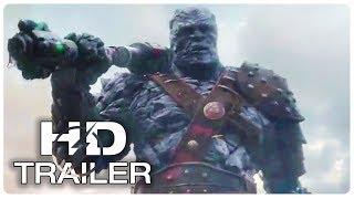 THOR RAGNAROK Korg Reveal Trailer (2017) Marvel Superhero Movie HD