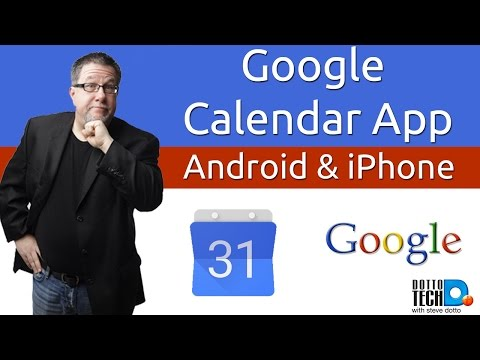 Google Calendar for iPhone & Android