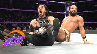 Mustafa Ali vs. Tony Nese: WWE 205 Live, June 12, 2018