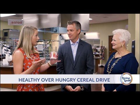 Medical Monday: Healthy Over Hungry Cereal Drive