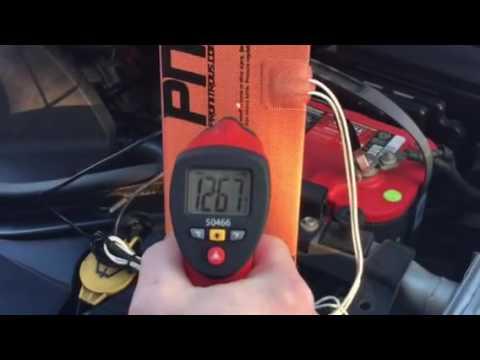 Nitrous Bottle Warmer / Heater Test - ProNitrous