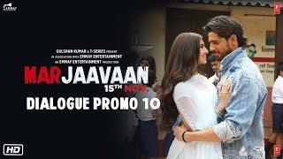 Marjaavaan (Dialogue Promo 10) | Riteish D, Sidharth M, Tara S | Milap Zaveri | 15 Nov