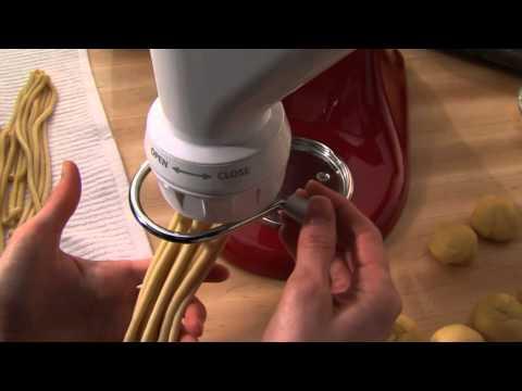 Pasta Press Attachment | KitchenAid