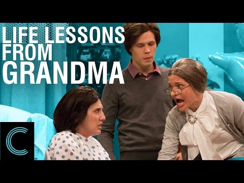 Life Lessons From Grandma